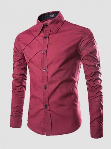 پیراهن مردانه اسپرت فارکلی (کد۳۰۴)